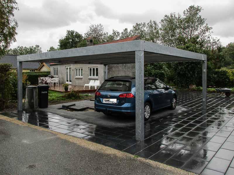 Design Carport Im Kubus Format Der Modische Klassiker Cartop
